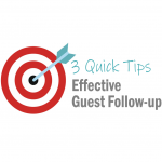 Effective Guest Follow-up